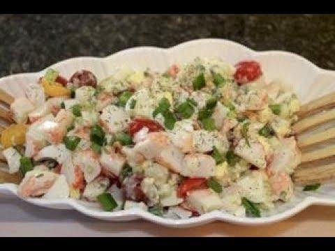 LOBSTER SALAD - Bonita's Kitchen
