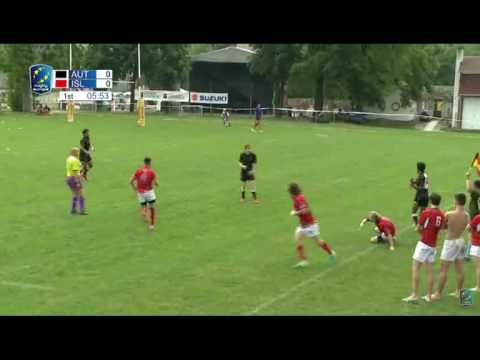 2016 Rugby Euro Championships- Iceland vs. Austria (Day 1)
