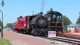 Flagg Coal 75 visits Bellevue 6-25-16