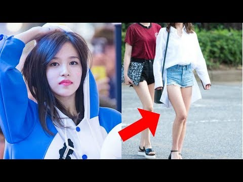 "TWICE Mina Has Created A New Korean Trend Called ""The Capitalism Walk"""