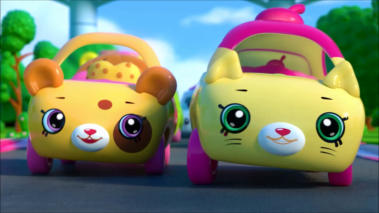 Smyths Toys Shopkins Cutie Cars Youtube