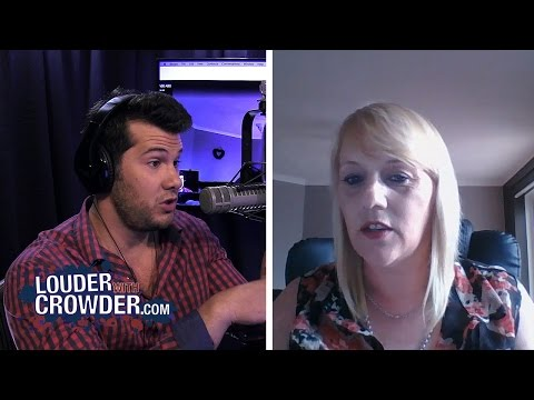 Muslim Rape In UK Exposed by Toni Bugle | Louder With Crowder