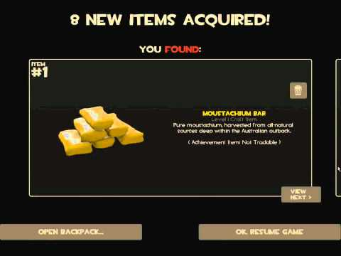 [TF2] SpaceChem Achievement Items