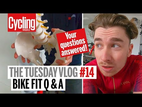 FREE Bike Fit Advice - QUESTIONS ANSWERED | The Tuesday Vlog | Cycling Weekly