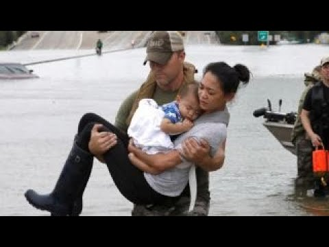 Download Youtube: Hurricane Harvey: Ordinary American heroes inspire