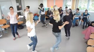 Teacher Training:  Yummy, what is in my tummy, sing and dance along