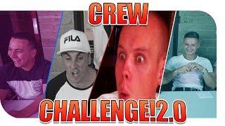 CREW CHALLENGE! mit | Inscope21,Sascha & einfachPeter