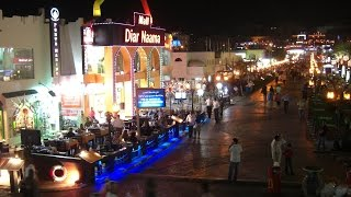 Egypt - Naama Bay By Night Guide