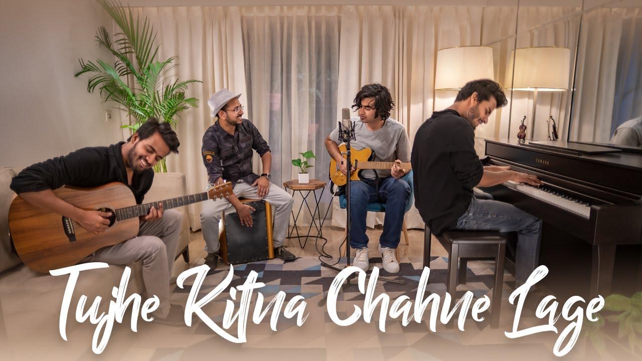 Kabir Singh Tujhe Kitna Chahne Lage Cover Twin Strings Youtube