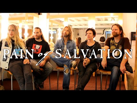 Pain of Salvation Interview
