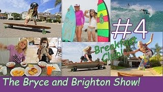 Video The Bryce and Brighton Show! Episode 4: 'The Breakfast Club' download MP3, 3GP, MP4, WEBM, AVI, FLV Maret 2018