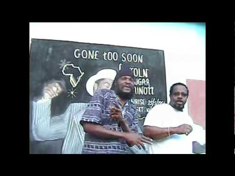 HISTORY MAN & DON CARL- CONFIRMED FOR TRIBUTE TO MARCUS GARVEY@THE MONTPELIER SHOW