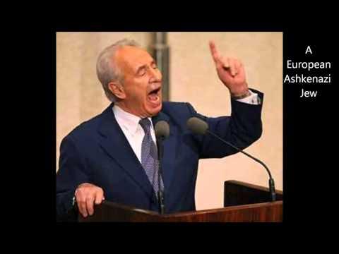 ASHKENAZI JEWS = KHAZARS