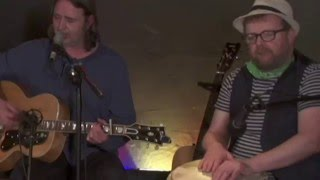 Henry Marten's Ghost, Live at the Cellar Bar Cardigan, February 2016