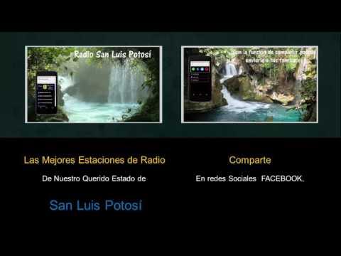 Radio fm de San Luis Potosi Gratis