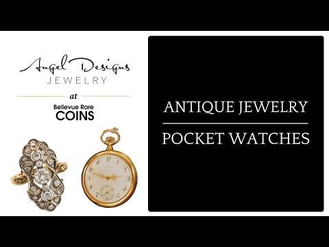 Angel Design Jewelery | Antique Jewelry & Pocket Watches
