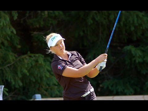 Brooke Henderson Brittany Henderson Full Clinic Eagle Creek 2016