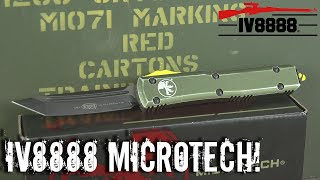 IV8888 Limited Edition Microtech!