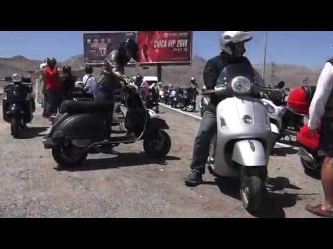 Vespa Motorsport to San Felipe 2016