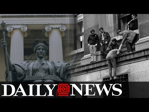 50 Years Later: The Columbia University Student Protests of 1968