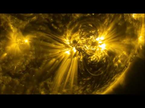 NASA | Thermonuclear Art – The Sun In HD/ Askprojekt -Cosmic voices