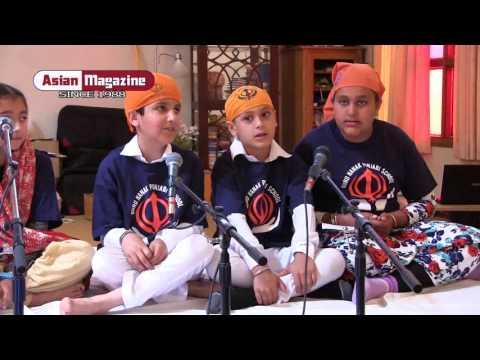 Guru Nanak Punjabi School Calgary - 2017 year end program