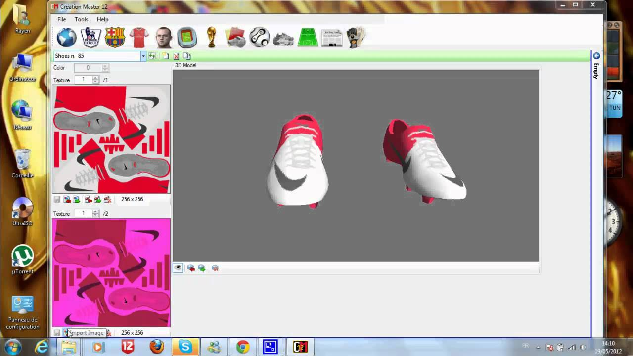 The set of boots in my fifa 12 fifa boots patch youtube.