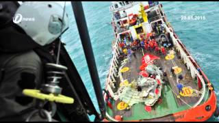 Airasia Qz8501 Plane's Fuselage Fails To Float, 4 Recovered