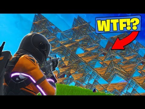 The *SECRET* BEST BASE In Fortnite Battle Royale!