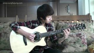 (All 4 One) I Swear  -  Sungha  Jung