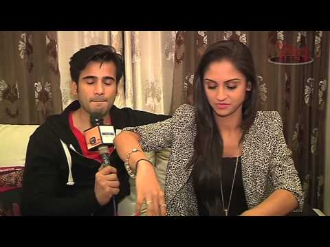 Karan Tacker and Krystle D' Souza arrives right here to charm their fans all over again