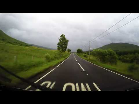 fortwilliam to fife timelapse
