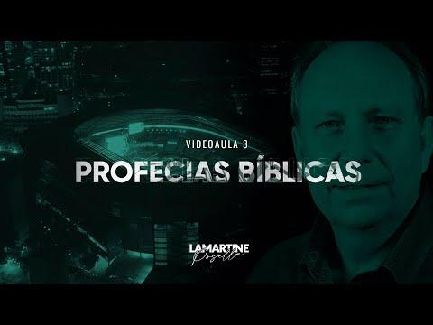 7 FESTAS JUDAICAS PROFETICAMENTE | Profecias Bíblicas | Videoaula 3 | Lamartine Posella