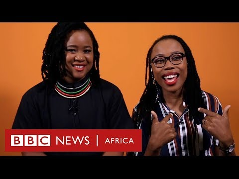 'I'm intersex, I don't get periods and I'm going through menopause' - BBC Africa
