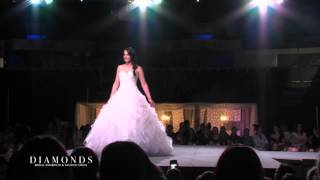 D I A M O N D S Bridal Exhibition & Fashion Show 2014 Highlights