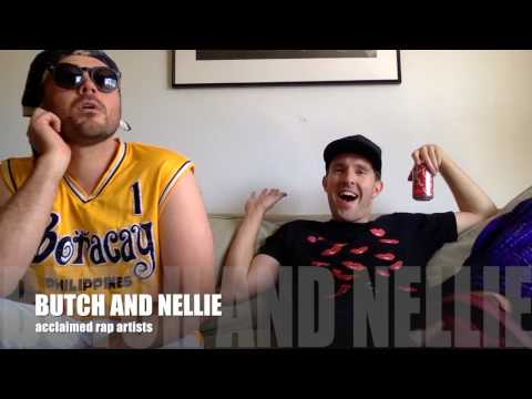 BUTCH & NELLIE Behind the Scenes: EXTENDED CUT!!!!!!!!!