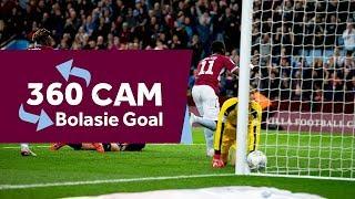 360 Goal Cam: Yannick Bolasie #YanCam