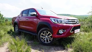 TEST | Toyota Hilux 4x4 Hi-Cruiser [English Subtitled]