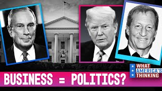 Does success in business translate to success in politics?