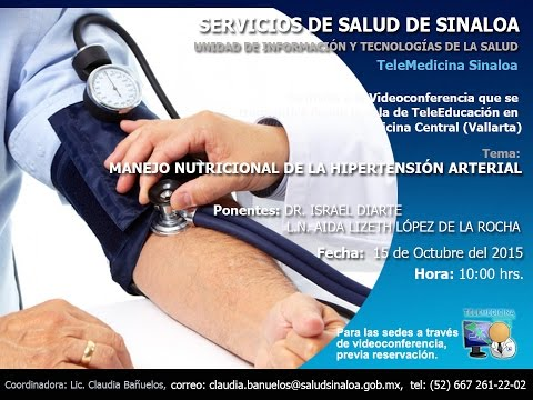 Curso de Certificación en Hipertensión 2015 - Semana 4