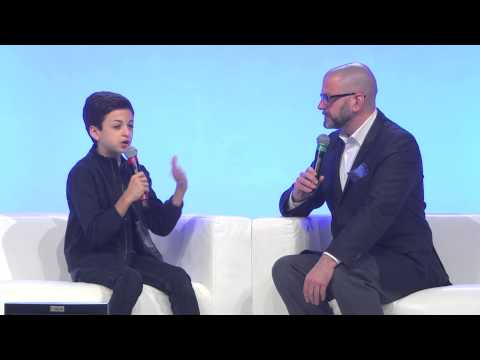 JJ Totah talks about Auditioning