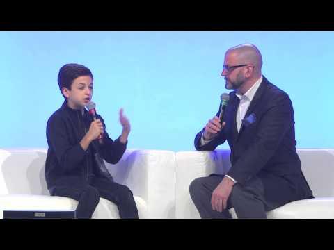 JJ Totah Talks About Auditioning