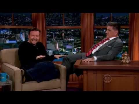Ricky Gervais on Craig Ferguson