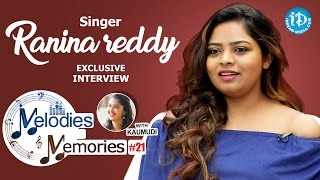 Singer Ranina Reddy Exclusive Interview || Melodies And Memories #21