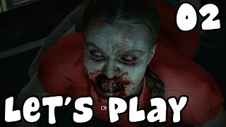 (Let's Play) Resident Evil 6 avec Naito75 #02 [Gameplay PC]