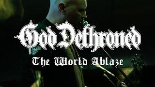 Скачать God Dethroned The World Ablaze OFFICIAL VIDEO In 4k