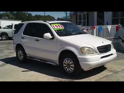 1998 mercedes benz ml320 super deal automotive used for Ml320 mercedes benz 1998