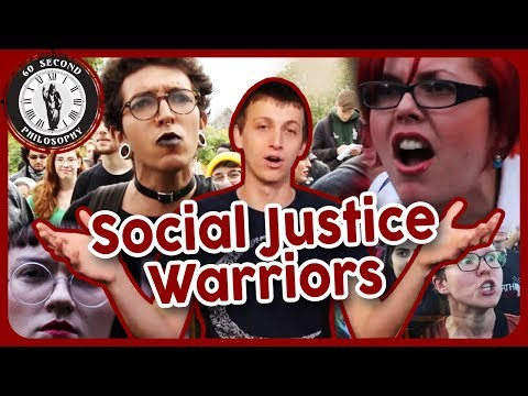 The Philosophy of Social Justice Warriors