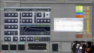 Native Instruments Massive Tutorial 03 - Oscillators, Wavetables & Morphing