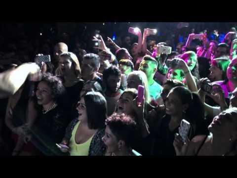 Grupo Extra Live en Foggia Italia 2015